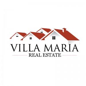 Villa Maria Real Estate Logo